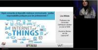 Intervention Vidéo de Maître Lina WILLIATTE (Avocat au Barreau de Lille) lors du 9ème congrès européen de la SFT ANTEL