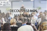 Les Matinales de la Société Française de Télémédecine - Participation de Maître Lina WILLIATTE (Avocat au Barreau de Lille - Droit de la Santé) - 16 juin 2017